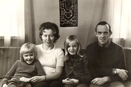 Familjen Johansson Assarp