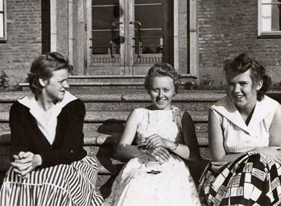 Karin, Inga och Maj-Britt