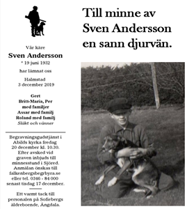 Sven-Andersson 1932-2019