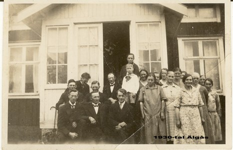 1930-tal Älgås