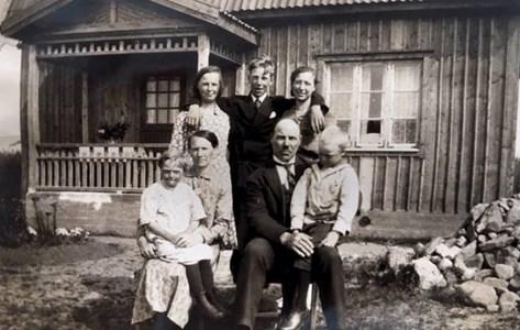 Familjen Karlsson Kalvkärret