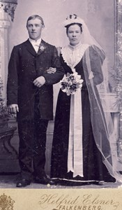 Emanuel Carlsson och Hanna f. Nilsson
