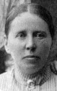 Charlotta Karlsson, första småskolläraren i Askome