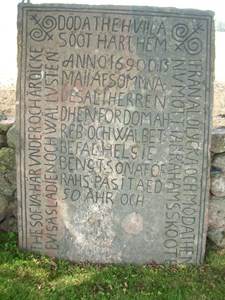 Befallningsman Helge Bengtsson, Överås 105, Askome