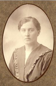 Agnes Nilsson, f. Andersson, Askome 538 Yttregård.