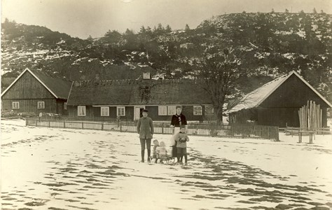 Yttregård 530, omkring 1920
