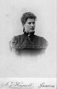 Askome 405, Vrågård. Ester Johansson.