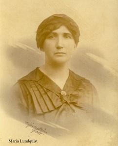Maria Lundqvist, småskollärare