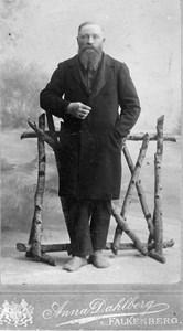 Otto Kristoffersson, Askome 110 Kungsbacka
