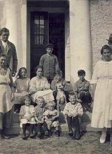 Per o Anna Bengtsson samt barn, Askome 530 Yttregård