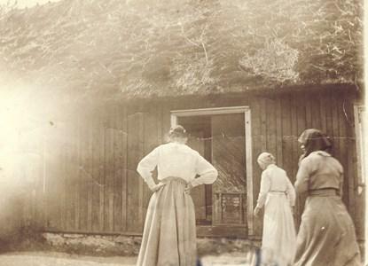 Kvinnor på Rännebacken, Askome 515