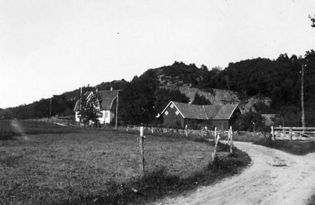 Askome 530 Yttregård, 1940-talet