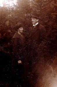 Lisa och Rudolf Johansson, Lågastorp 101 Hörabacken.