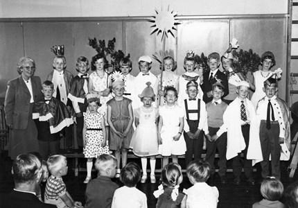 Askome 502 Gamla skolan, 1958