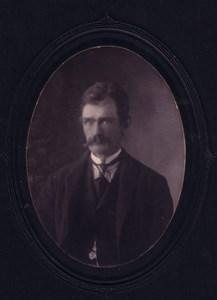 Karl Kristiansson, Backen torpet Berget