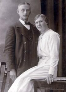 Karl och Emma Andersson, Yngered