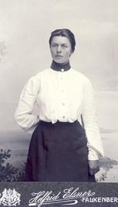 Emmelie Svensdotter, Bökås torpet Kalvhagen, Askome