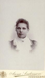 Hildegard Bramstång, f. Olsson, Jutagård