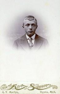 Robert Olsson, Hede 224, 221
