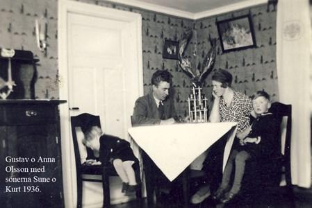 Gustav o Anna Olsson, Hede 204