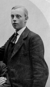 Ivar Johansson i Nedre Bökås, Askome.