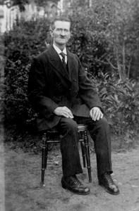 Karl Johansson i Bökås, Askome.