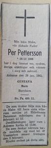 Per Pettersson, Askome Smeagård 410