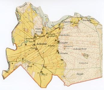 Askomekartan 1920-talet