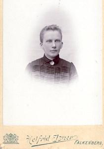Amanda Andreasdotter, Askome Dalagård 523.