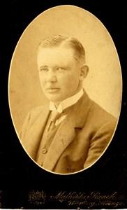 Artur Johansson, Jutagård 524, Askome