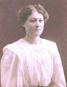 Gerda Olsson, f. Andersson