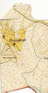 Ryssgärde Karta