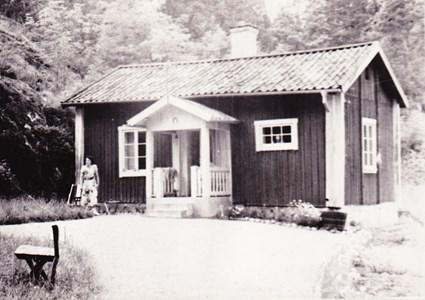 Bergstugan, Edeby