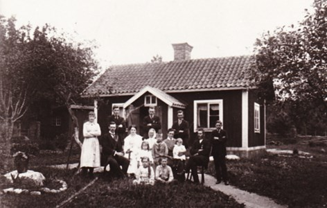 Oppeby soldattorp nr 667