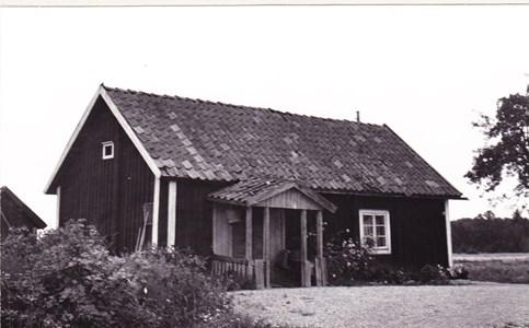 Nybygget gamla huset