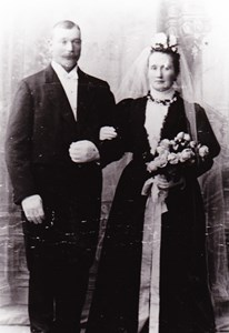 Karl och Sofia Pettersson, Flaggtorp