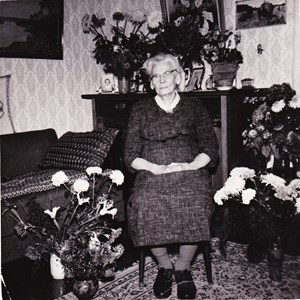 Johanna Maria Andersson, gift Hagelin