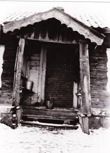 Bostadshuset Kyans veranda