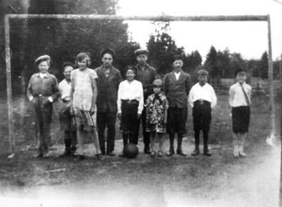 Aspöungdomar 1928