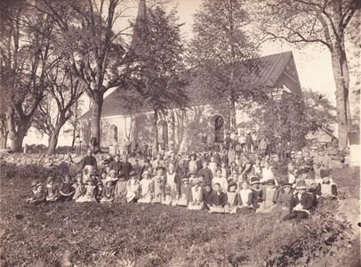 Aspö skola 1921 klass 1-6