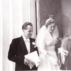 Bertil Karlsson och Ann-Marie Backlund