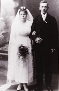 Ester och Henning Mårtensson, Dalby Västergård