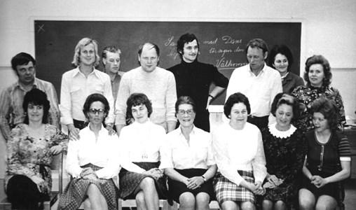 Aspö Folkdansgille 1972