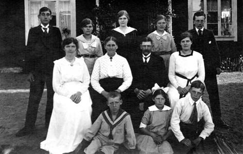 Familjen Karlsson, Stefansbo