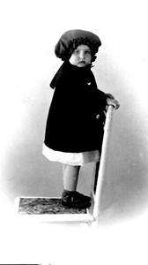 """Gerd"" Johansson, Skollärarens dotter."