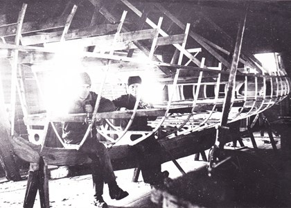 Hasselströms båtbyggeri