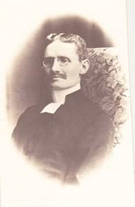 Kyrkoherde Gustaf laurell
