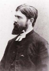 Kyrkoherde Otto Wilhelm Bodström