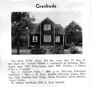 Granboda