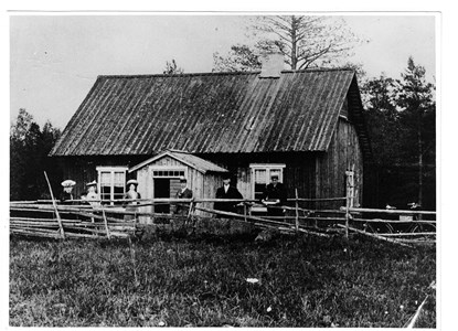 Bråtens gamla skola